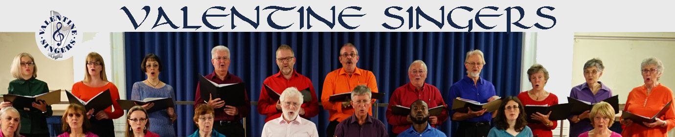 Valentine Singers